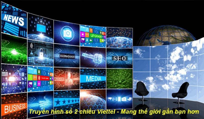 Truyền hình số 2 chiều Viettel