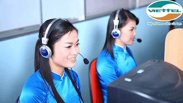 Tổng đài hỗ trợ khách hàng sử dụng Internet Viettel